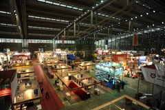 International exhibition Stock Image