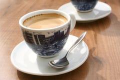 international för kaffe 2 Arkivfoton