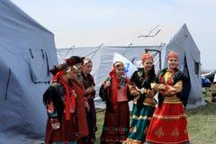 International Festival of ecological tourism Stock Photos