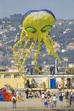 International Festival of the Kites 2010. Event: 11° edition of the International Festival of the Kites Stock Image