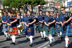 International Festival Of Music Bands Royalty Free Stock Images