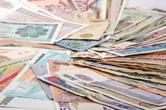 International Finance Royalty Free Stock Photos