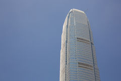 International Finance Centre in Hong Kong Royalty Free Stock Photography