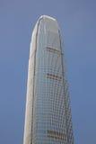 International Finance Centre in Hong Kong Royalty Free Stock Photo
