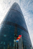 International Finance Corporation. In Guangzhou china Royalty Free Stock Photography