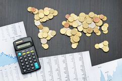International finance stock photos
