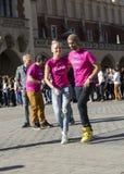 International Flashmob Day of Rueda de Casino Royalty Free Stock Image