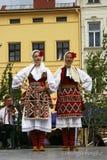 International folklore festival CIOFF Royalty Free Stock Photo