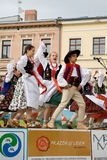 International folklore festival CIOFF 2014 Royalty Free Stock Photography