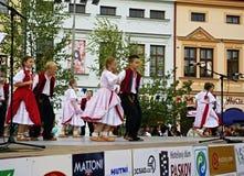 International folklore festival CIOFF Stock Photography