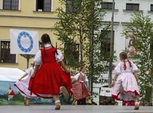 International folklore festival CIOFF royalty free stock images