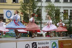 International folklore festival CIOFF Stock Photo