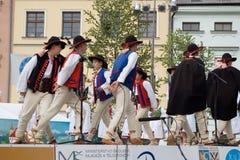 International folklore festival CIOFF 2014 stock images