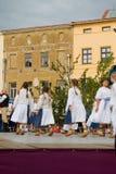 International folklore festival CIOFF 2014 stock photo