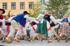 International folklore festival CIOFF 2014 royalty free stock photo