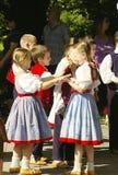 International folklore festival CIOFF 2016 Stock Image