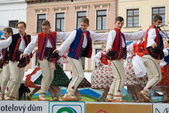 International folklore festival CIOFF 2014 Stock Photos