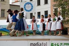 International folklore festival CIOFF Stock Images