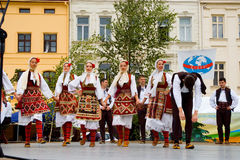 International folklore festival CIOFF 2014 Royalty Free Stock Photos