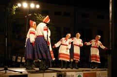 International folklore festival CIOFF Stock Photos