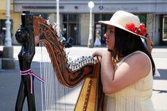 International Folklore Festival,2017.,Zagreb,Croatia,81 Royalty Free Stock Images