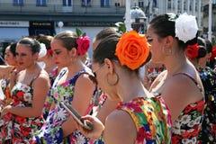 International Folklore Festival,2017.,Zagreb,Croatia,100 Royalty Free Stock Photo