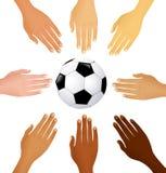 International football Stock Images
