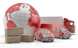 International freight. Stock Photos