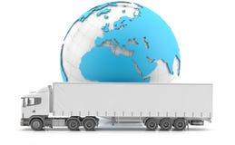 International freight. Stock Photography