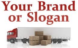 International freight. Royalty Free Stock Photo