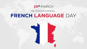 International French Language Day Banner