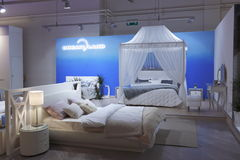 International Furniture Fair Royalty Free Stock Photography