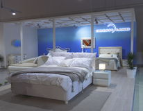 International Furniture Fair Stock Photos
