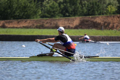 International Grand Moscow Regatta Royalty Free Stock Images