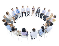 International Group Business People Meeting Royalty Free Stock Images
