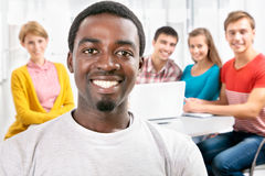 International group of students Stock Photos
