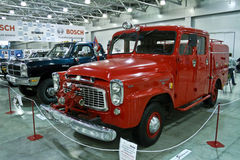 International Harvester Fire Engine 1960 Stock Photos