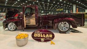 1952 International Harvester Pickup Truck Royalty Free Stock Photos