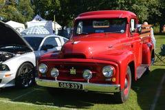 International Harvester R-110 one ton pick-up truck Stock Photo