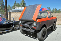 International Harvester Scout II Stock Image