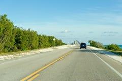 International Highway Stock Photo