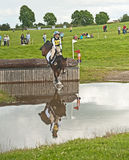 International Horse trial at Burgie Stock Photos