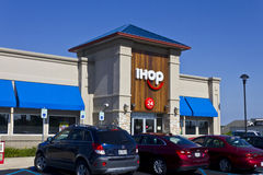 International House of Pancakes II. Indianapolis - Circa June 2016: International House of Pancakes. IHOP is a Restaurant Chain Offering a Variety of Breakfast Royalty Free Stock Photo