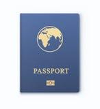 International identification document for travel Stock Photography