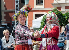 International Intangible Cultural Heritage Festival 07.15.2017, Stock Photography