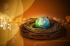 International investments and global finance Royalty Free Stock Photo