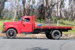 1947 International KB8 Tray Truck Stock Photos
