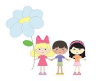 International kids Stock Images