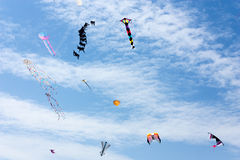 International kite festival Stock Photos