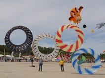 International Kite Festival 2016 Royalty Free Stock Image